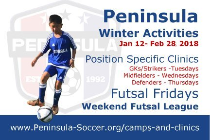 Foster City-Youth Camps and Clinics