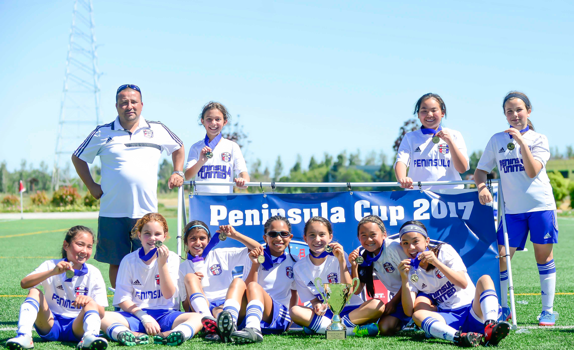 Peninsula Cup Winners
