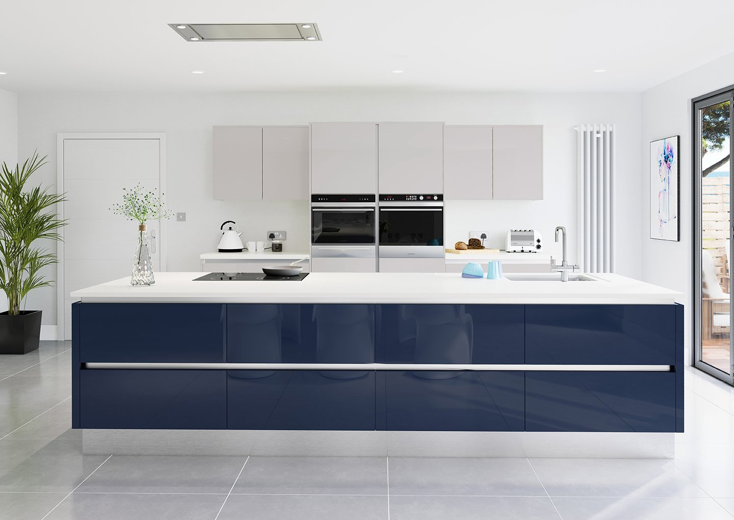 Kitchens and Bathrooms in Scotland by BD Contracts