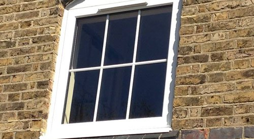 after double glazing repairs