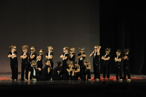 Jazz dance