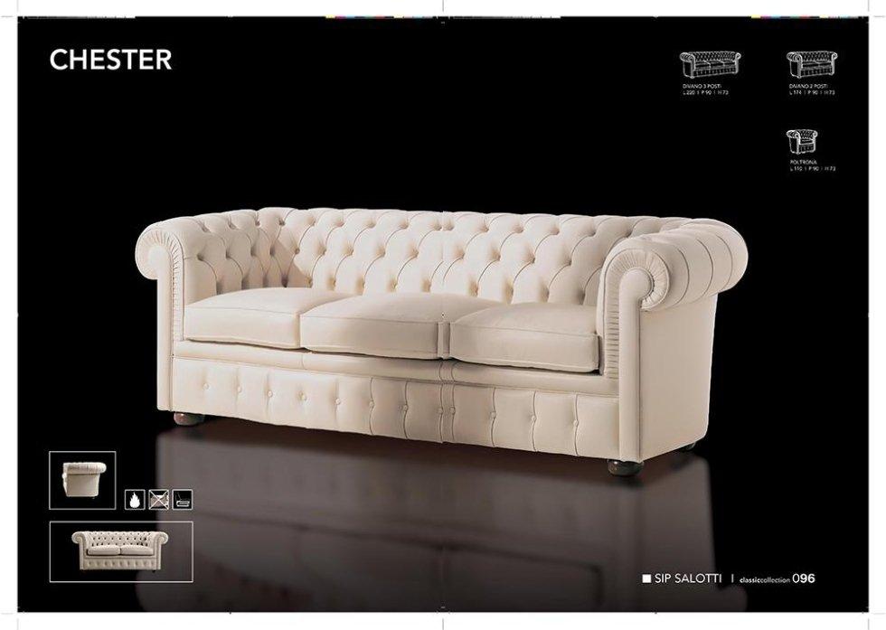 divano ricamato