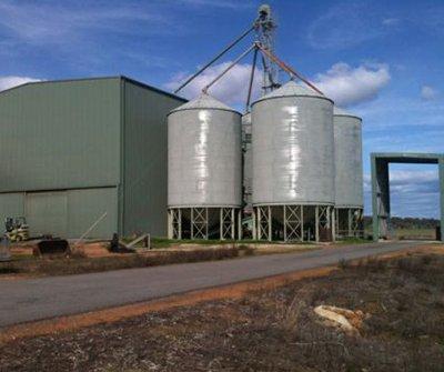 kalgrains factory road