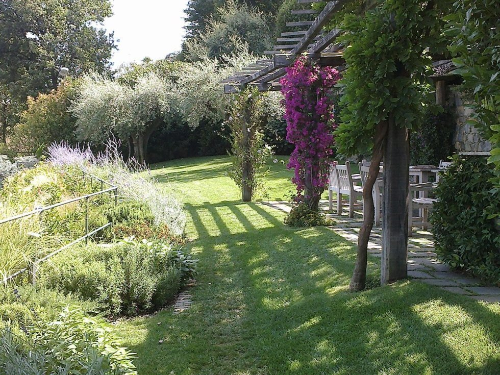 Garden design and implementation