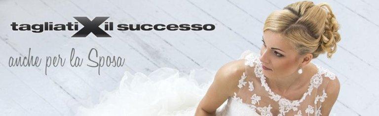 banner promozionale servizio sposa tagliati x il successo
