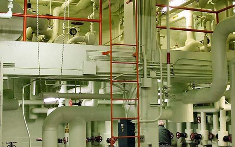 realizzazione impianti idrici industriali