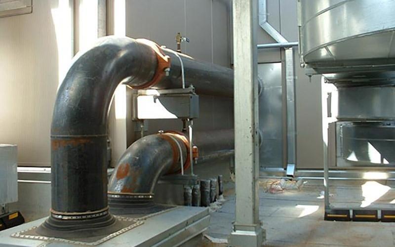 vendita impianti idrici industriali