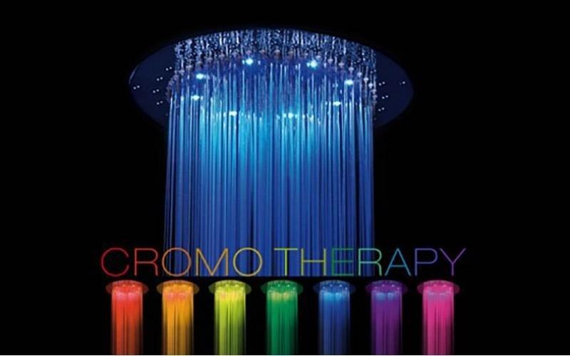 rubinetteria cromo therapy