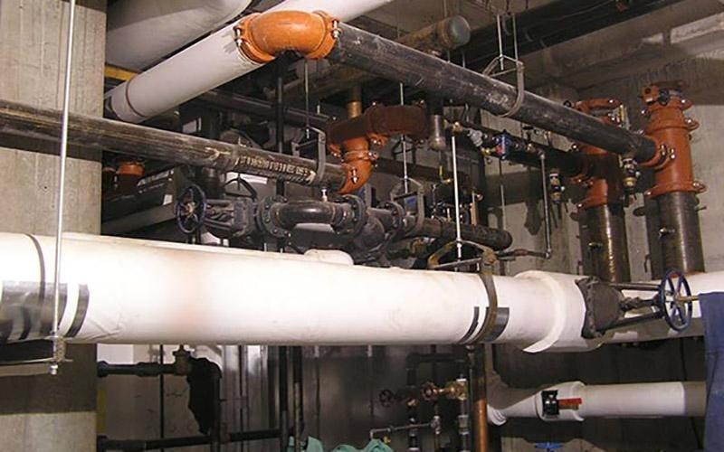 impianti idrici per le industrie