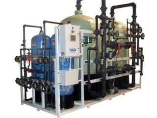 alimentazione di generatori di vapore