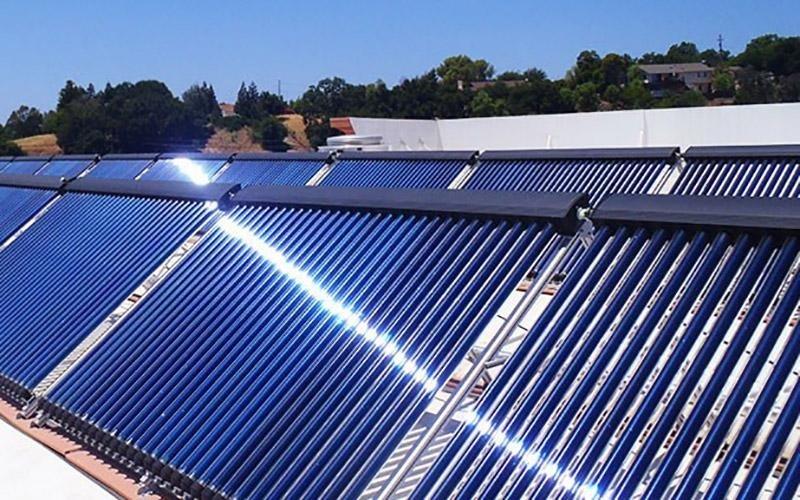 pannelli solari termici per aziende