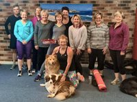 peak performance personal trainers group photo