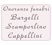 Onoranze Funebri Grosseto -  Bargelli, Scamporlino, Cappellini Massa Marittima (GR)