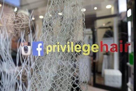 social privilege hair