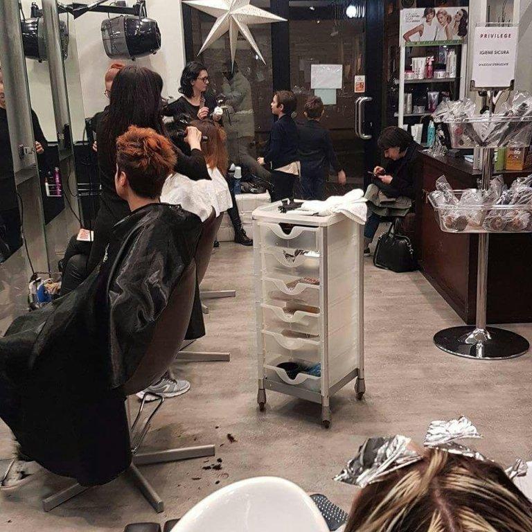 Parrucchieria Privilege Hair