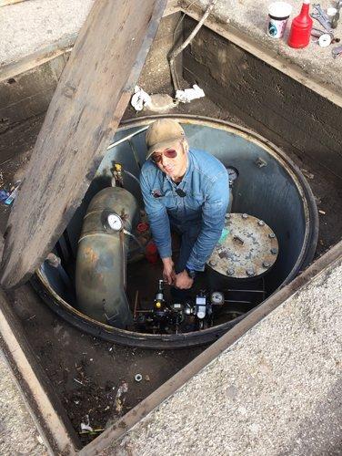 verifiche metriche su impianti di distribuzione gas