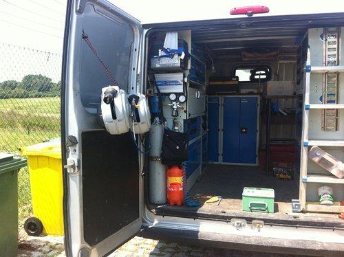 strumenti di misurazione gas