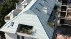 realizzazione tetti per condomini, realizzazione tetti per abitazioni, realizzazione tetti in metallo isolante
