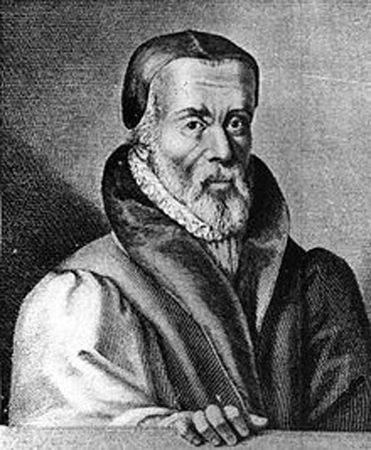 a biography of william tyndale an english scholar