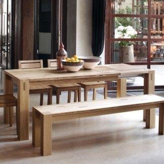 soggiorno moderno effetto legno