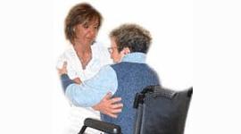 terapia anziani, casa di riposo, medico