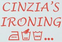 STIRERIA CINZIA'S IRONING-Logo