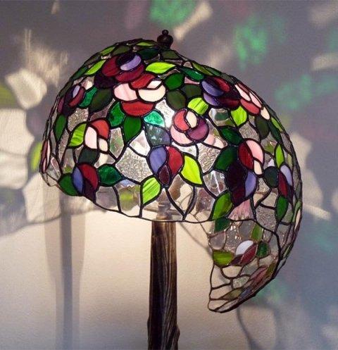 lampade artistiche