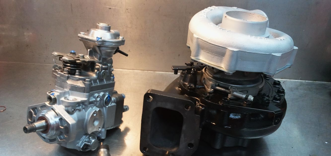 Diesel fuel injection experts south of Auckland