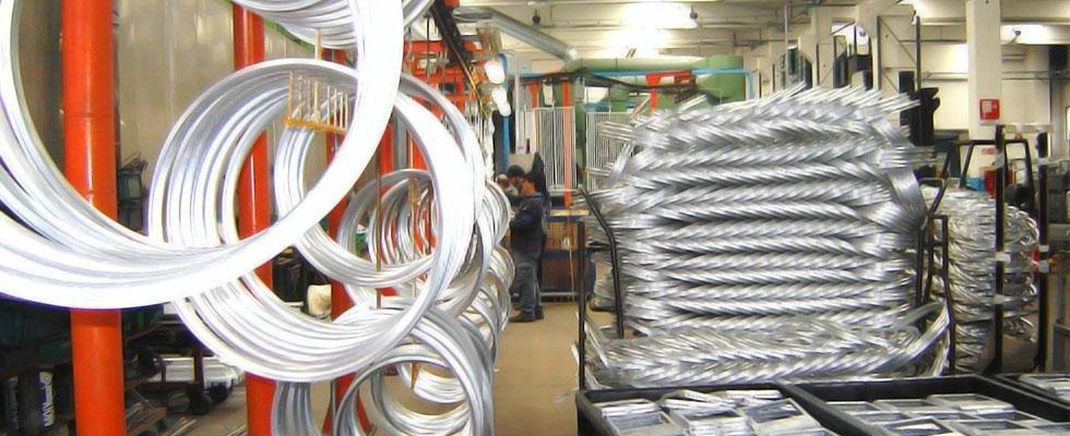 servizio di verniciatura industriale