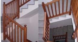 ringhiere scale, accessori per le scale, serramenti in legno
