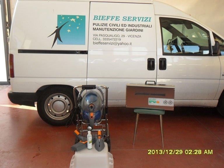 servizi di sanificazione, servizi di pulizia, impresa di pulizie