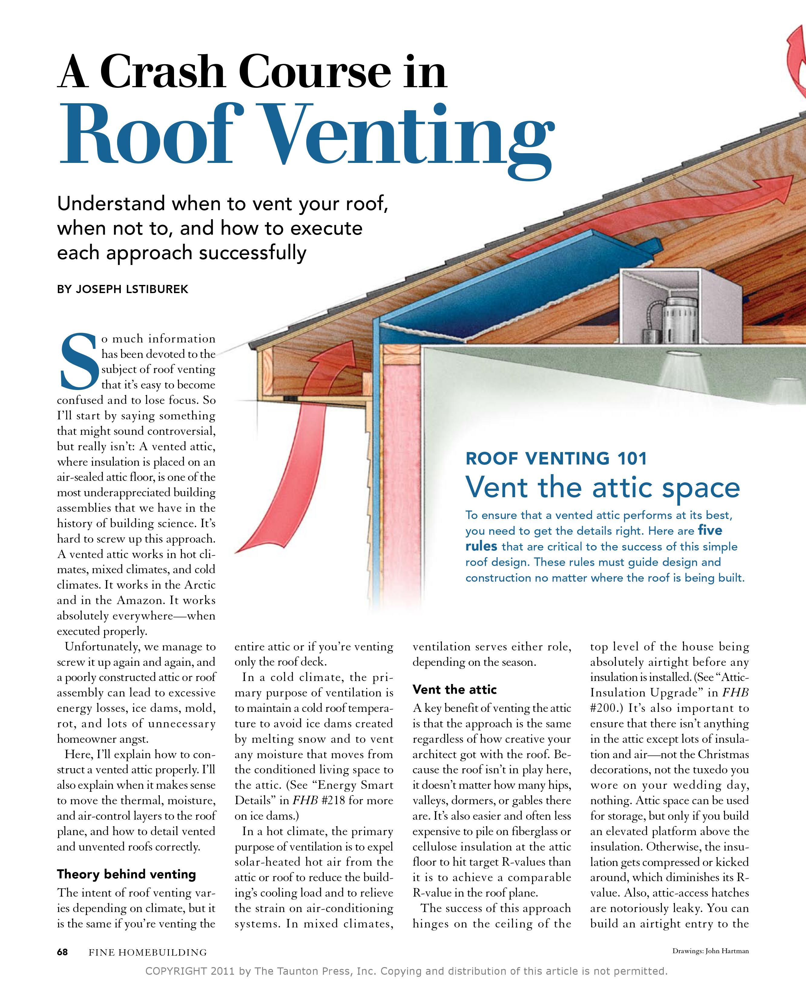 Understanding Crawlspace Ventilation Problems