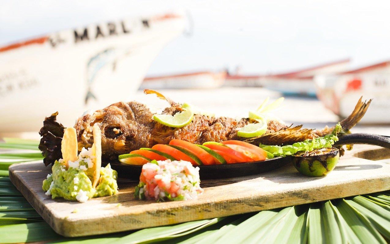 Top Tulum Restaurants - Villa Pescadores