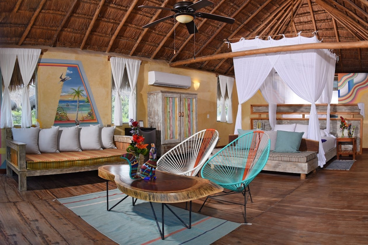 Beach Cabanas Tulum Mexico - Suite
