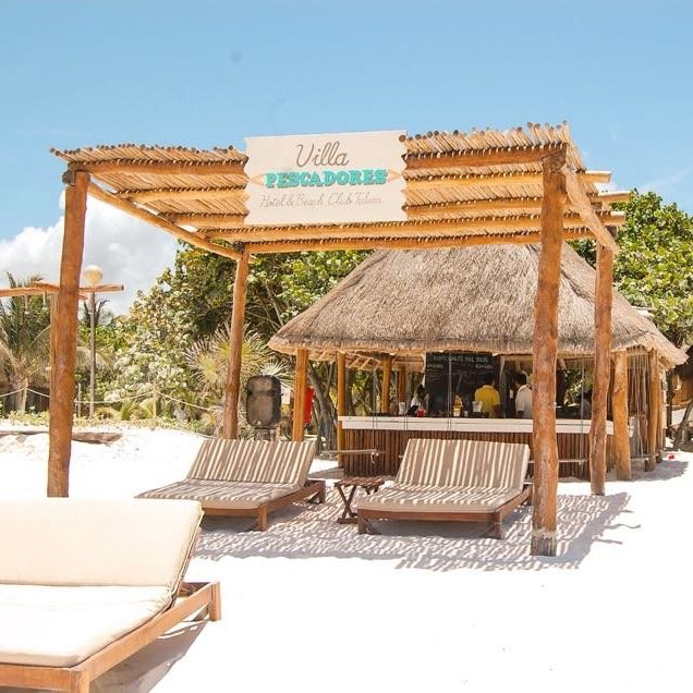 Boutique Hotel Tulum Mexico - Top Beach Club Tulum