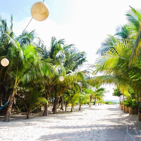 Boutique Hotel Tulum Mexico - Beach Cabanas