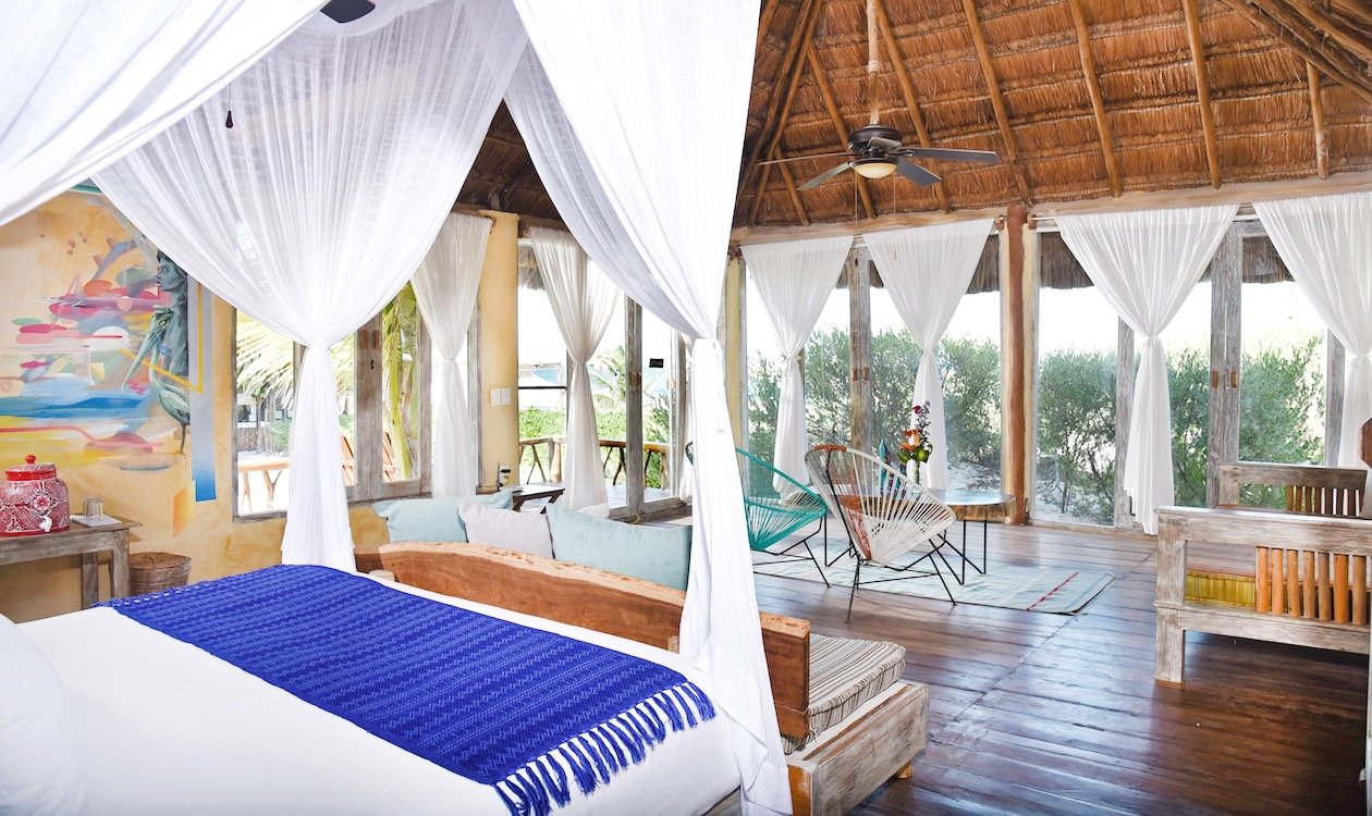 Hotels in Tulum - Villa Pescadores Hotel & Beach Club