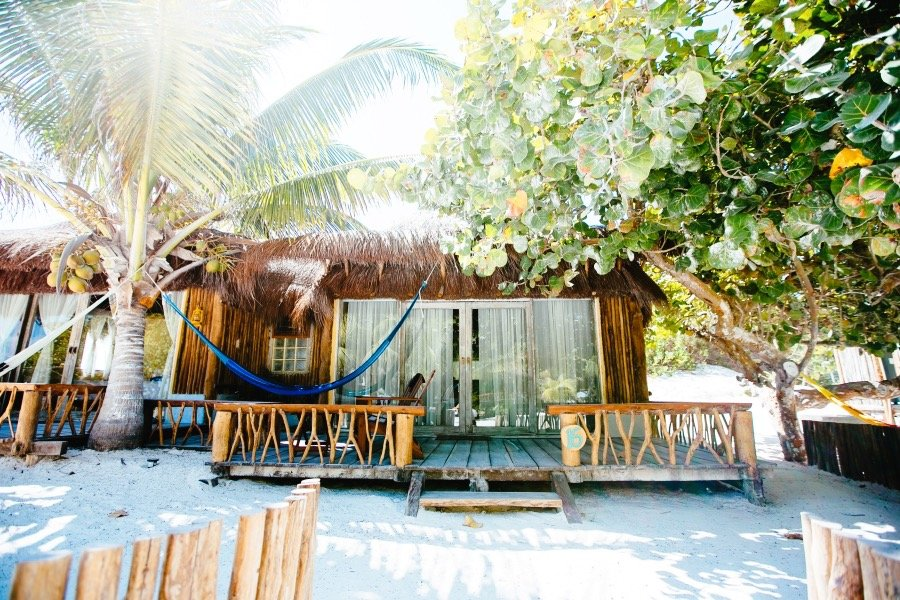 Tulum Beach Cabanas - Rustic Cabanas
