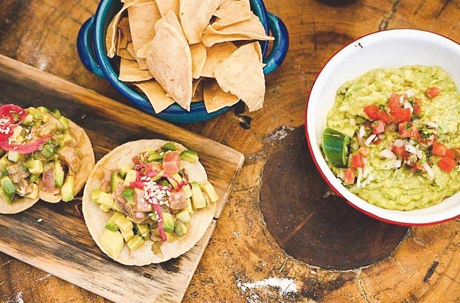 Tulum Beach Restaurant - Top Mexican Food