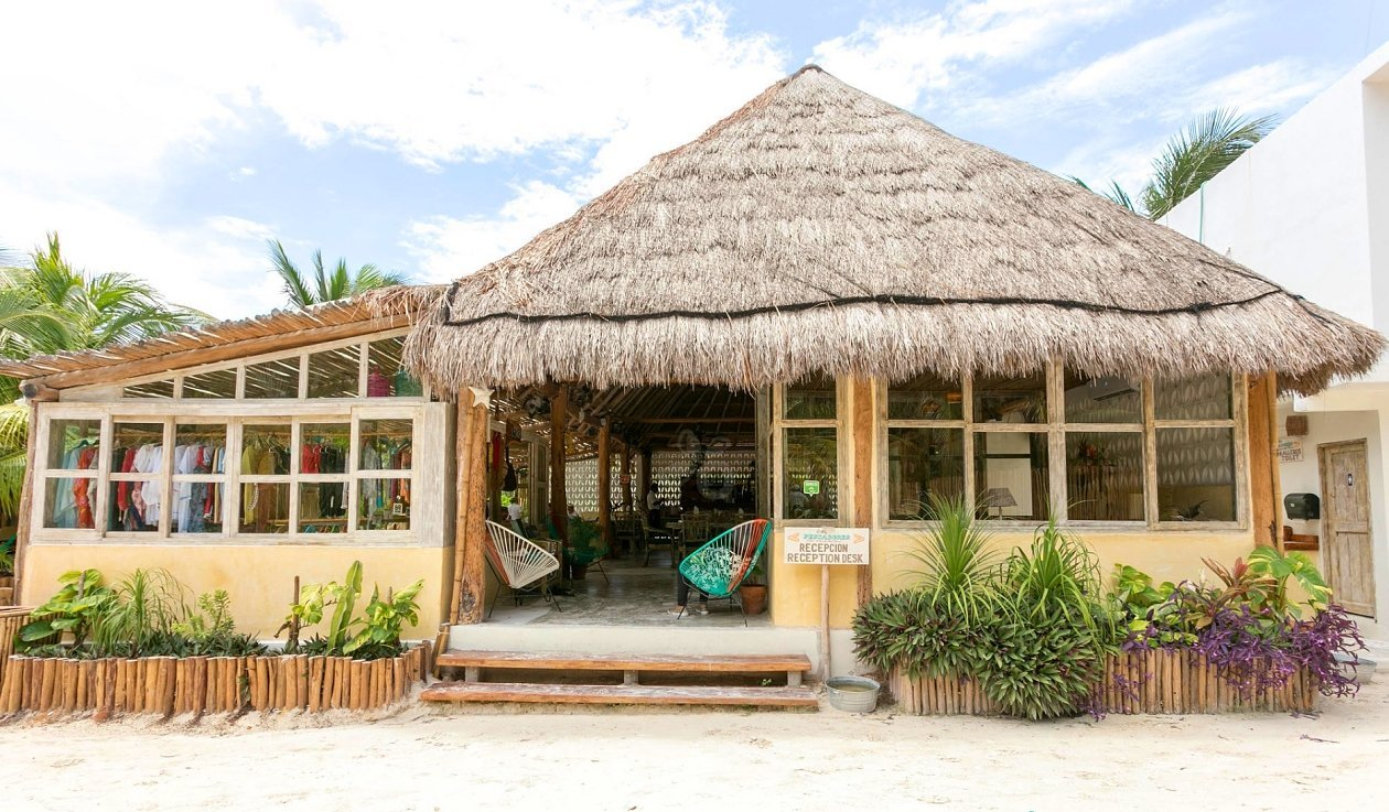 Best hotels in Tulum - Villa Pescadores