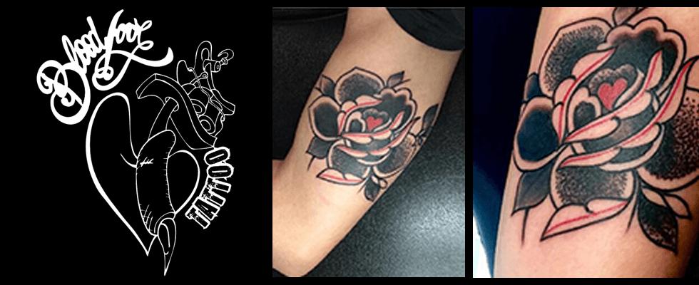 tatuaggi floreali genova