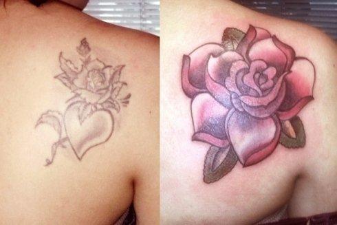 Abbellimento tatuaggi