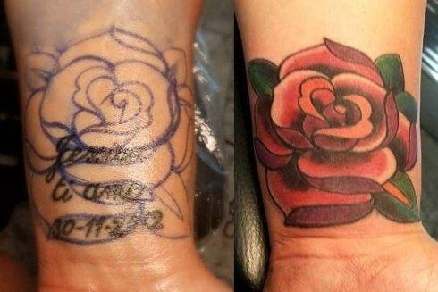 Miglioramento tatuaggi