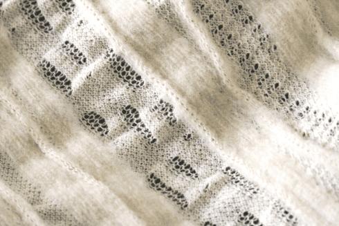 Tessuto con ricamo