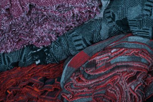 tessuti multicolor