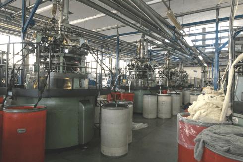 Lavorazioni tessili