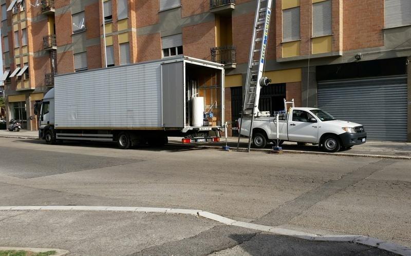 camion per traslochi