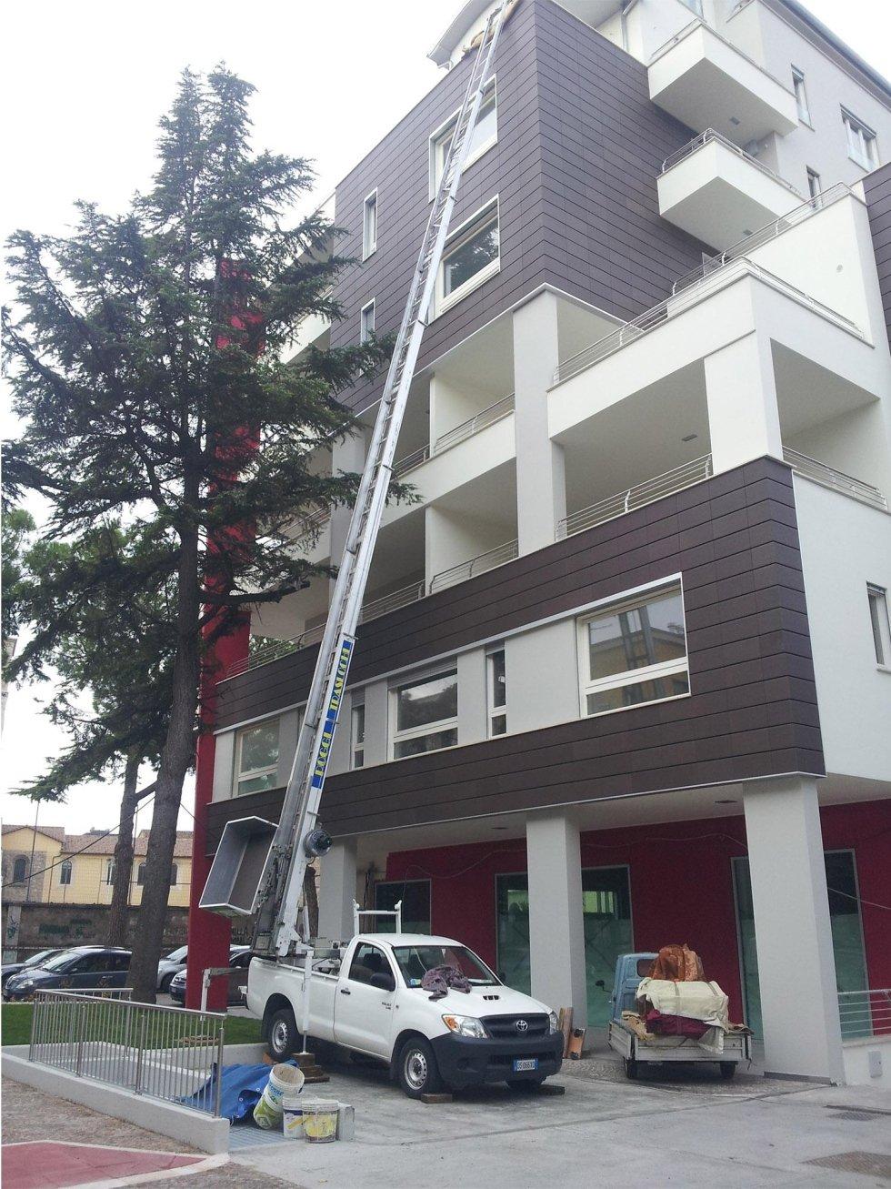 traslochi appartamenti piani alti