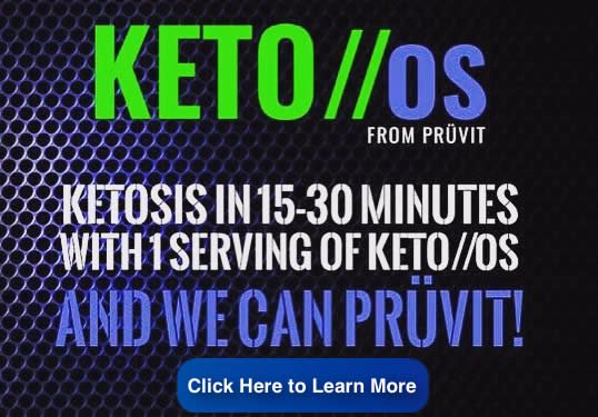 Keto OS, Pruvit Weight Loss with Keto OS