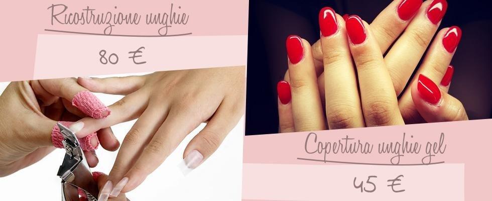 smalto ricostruzione unghie